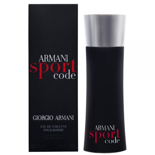 Armani Code Sport Giorgio Armani Men  100 ml