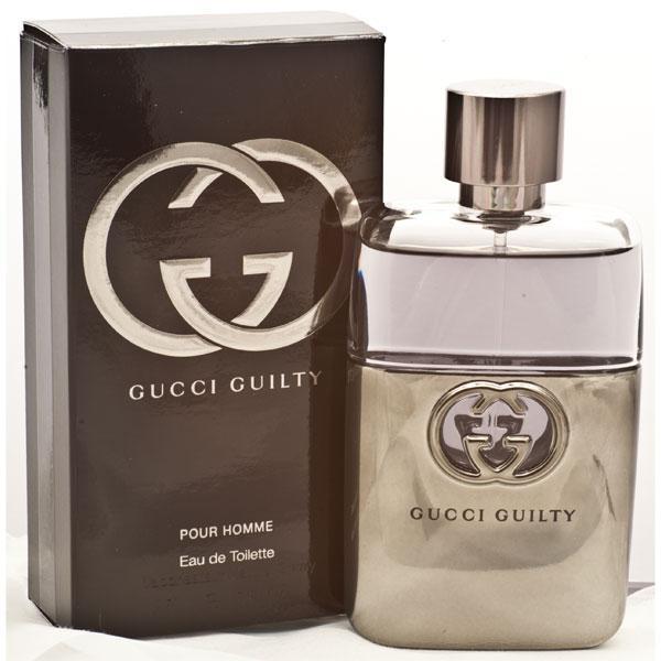 Gucci Guilty Pour Homme Men 90ml