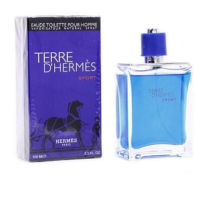 Hermes Terre d'Hermes Sport Men  100ml