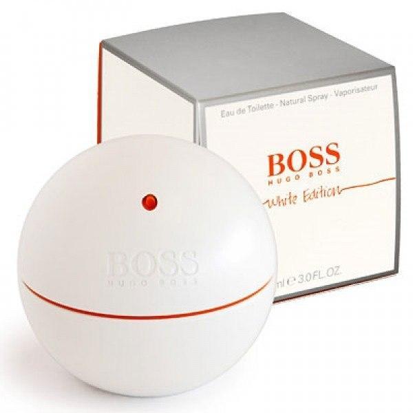 Hugo Boss: Boss In Motion White Edition Men  90 ml