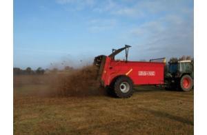 Фото Сельскохозяйственная техника   METAL-FACH, Разбрасыватели удобрений N274 - 10Т