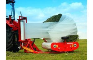 Фото Сельскохозяйственная техника   METAL-FACH, Обмотчики рулонов Z552 стационарный.