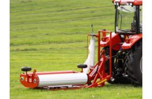 Фото Сельскохозяйственная техника   METAL-FACH, Обмотчики рулонов Z560 стационарный