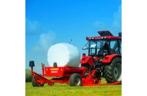 Фото Обмотчики рулонов, Сельскохозяйственная техника   METAL-FACH Z 577 Самозагружающийся