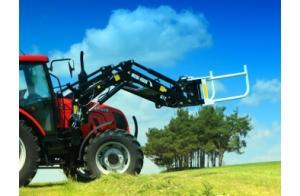 Фото Сельскохозяйственная техника   METAL-FACH, Фронтальные Погрузчики Т 229