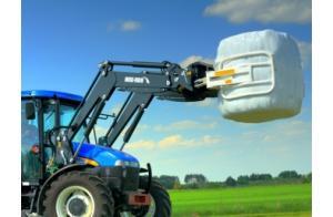 Фото Сельскохозяйственная техника   METAL-FACH, Оснащение Погрузчиков. Захват для рулонов.