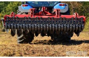 Фото Сельскохозяйственная техника   METAL-FACH, Дисковые бороны Kruk U740 - 3,0м