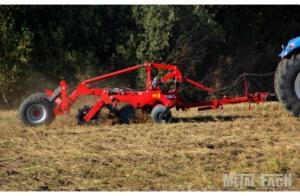 Фото Сельскохозяйственная техника   METAL-FACH, Дисковые бороны Kruk U710/1 - 4,5м