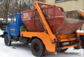 Утилизация и вывоз мусора и отходов.