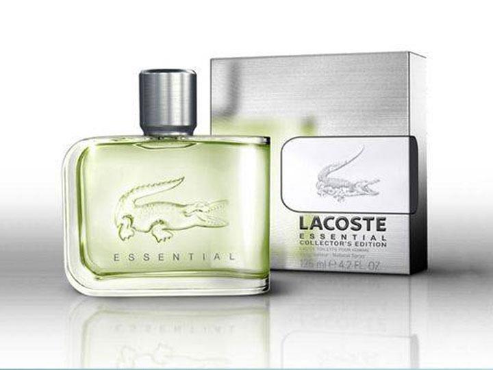 Lacoste Essential Collector Edition  Men 125 ml