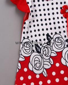 Фото BABEXI, Одежда для девочек, Сарафаны, платья, юбки Сарафан для девочек 3,6,9 месяцев. Код 57569.