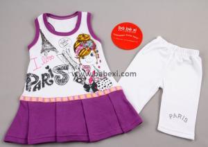 Фото BABEXI, Одежда для девочек, Костюмы Костюм для девочек 2,4 года. Код 58030.