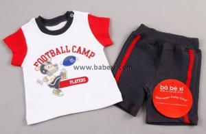 Фото BABEXI, Одежда для новорожденных Костюм для мальчиков : 6,9,12 месяцев. Код 57 593.