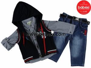 Фото BABEXI, Одежда для мальчиков, Костюмы Костюм для мальчиков : 1,2,3 года. Код 64898