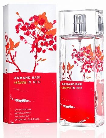Armand Basi Happy in Red Women 100 ml