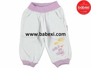 Фото BABEXI, Одежда для новорожденных Штаны для девочки 3,6,9,12 месяцев. Код 63852.