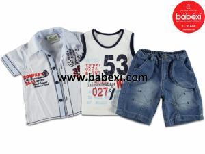 Фото BABEXI, Одежда для мальчиков, Костюмы Костюм для мальчика 2,3,4 года. Код 65046