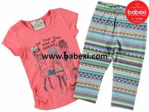 Фото BABEXI, Одежда для девочек, Костюмы Костюм для девочек 4,5,6 лет. Код 65276.