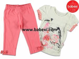Фото BABEXI, Одежда для девочек, Костюмы Костюм для девочек 4,5,6 лет. Код 65274.