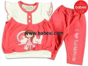 Фото BABEXI, Одежда для девочек, Костюмы Костюм для девочек 4,5,6 лет. Код 65169.