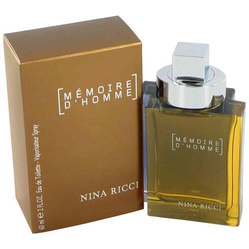 Nina Ricci Memoire d`Homme edt for men 100 ml