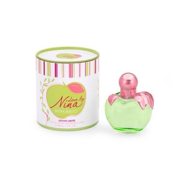 Nina Ricci Love by Nina Women 80ml
