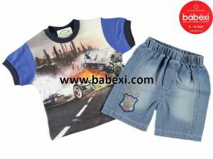 Фото BABEXI, Одежда для мальчиков, Костюмы Костюм для мальчиков : 1,2,3 года. Код 64 899.