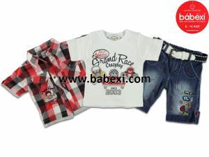 Фото BABEXI, Одежда для мальчиков, Костюмы Костюм для мальчиков : 1,2,3 года. Код 65 597.