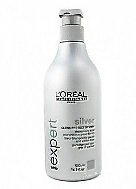 Шампунь - LOreal Professionnel Silver Shampoo 500ml