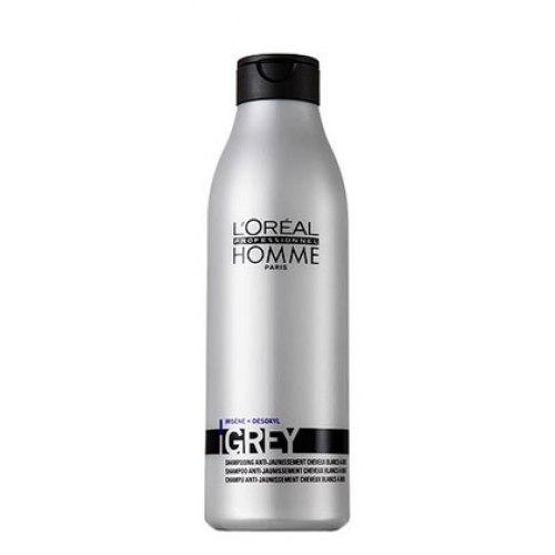 Оттеночный шампунь - LOreal Professionnel Grey Shampoo 250ml
