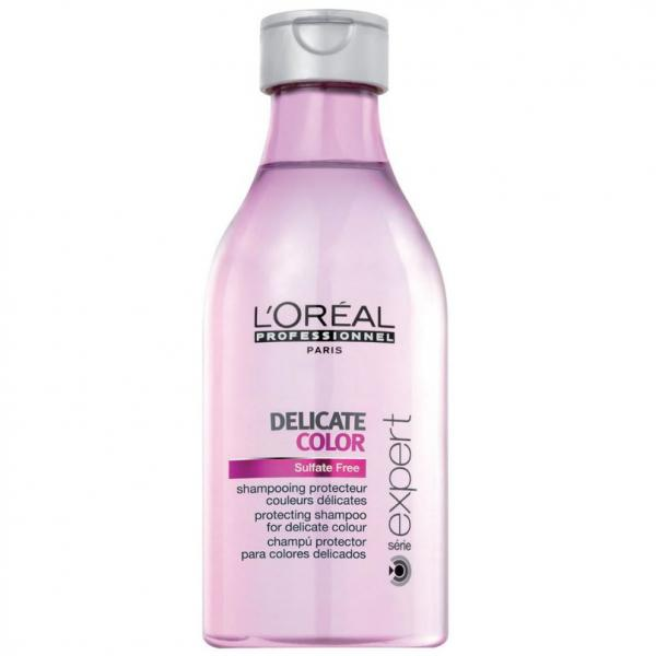 Шампунь - LOreal Professionnel Delicate Color 500ml