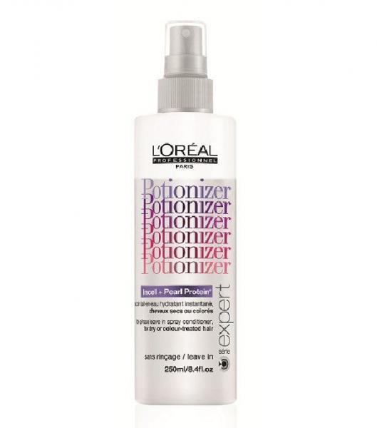 Кондиционер для сухих и окрашеных - Loreal Professionel Potionizer For Dry or Colour-treated Hair  400ml