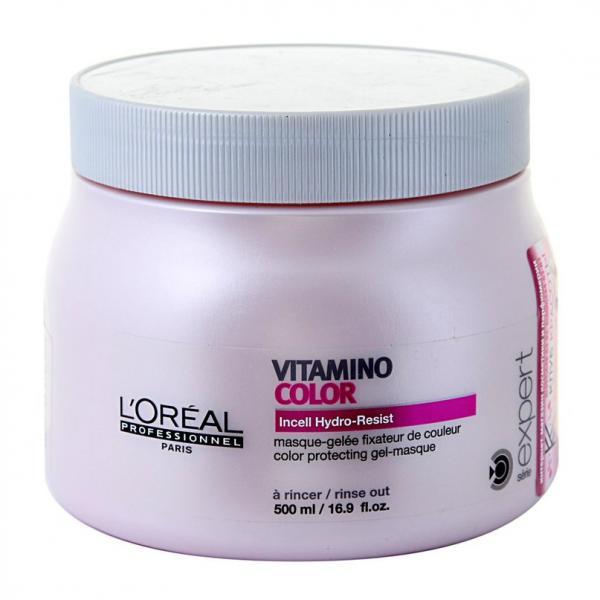 Маска - LOreal Professionnel Vitamino Color Mask 500ml