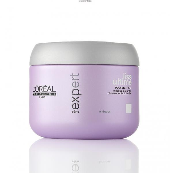 Маска - LOreal Professionnel Liss Ultime Masque 200ml