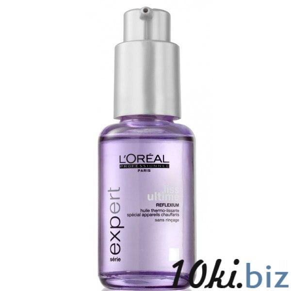 Термоактивное масло - LOreal Professionnel Liss Ultime Thermo-Smoothing Oil 50ml