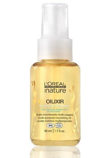 Масло для сухих волос - LOreal Professionel Oilixir 50ml