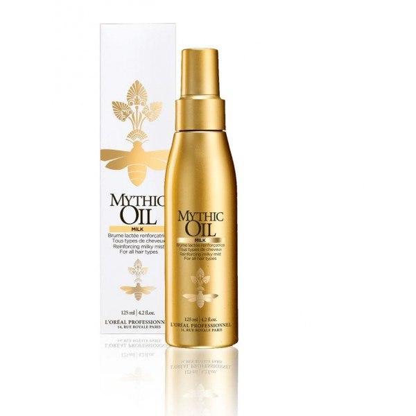 Питательное молочко для волос - LOreal Professional Mythic Oil Milk  125ml