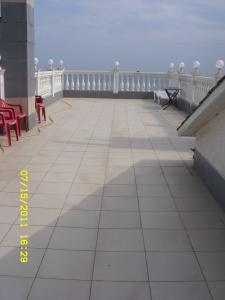 Фото Эллинги Эллинг с террасой, видом на море и выходом на пляж.№29