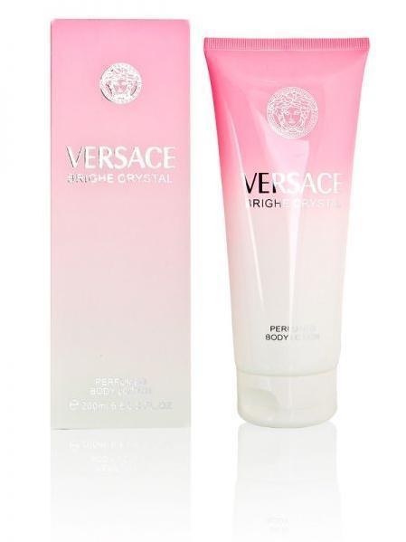 Крем для рук Versace Brighe Crystal HAND CREAM Nourishing and Rejuvenating 80ml