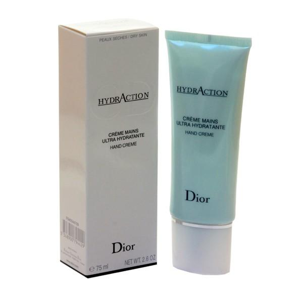 """Крем для рук Christian Dior """"HydrAction"""" 75ml"""