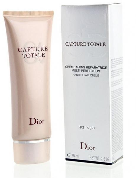 """Крем для рук Christian Dior """"Capture Totale"""" 75ml"""