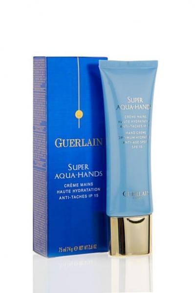 """Крем для рук Guerlain """"Super Aqua-Hands"""" 75ml"""