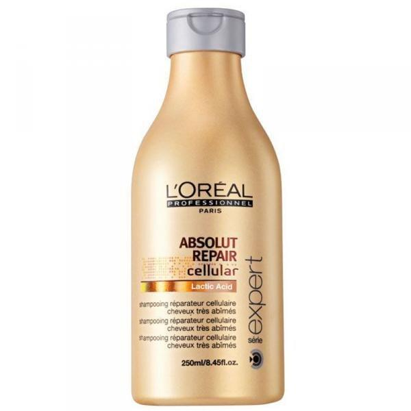 Шампунь - LOreal Professionnel Absolut Repair Shampoo  250ml