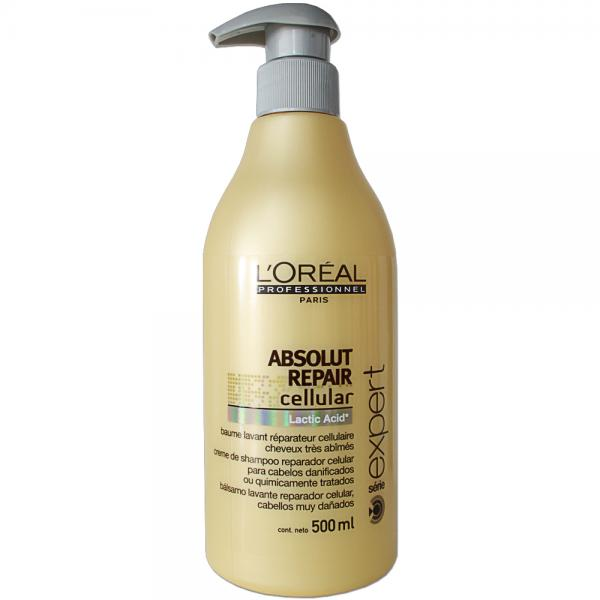 LOreal Professionnel Absolut Repair Shampoo. 500ml