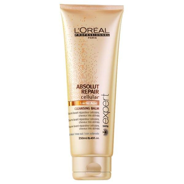 Восстанавливающий бальзам - LOreal Professionnel Absolut Repair Cellular Cleansing Balm  250ml