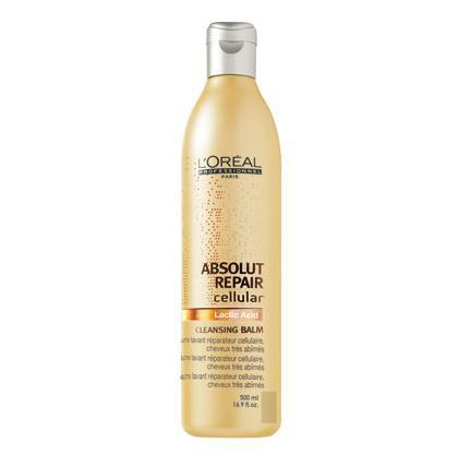 Восстанавливающий бальзам - LOreal Professionnel Absolut Repair Cellular Cleansing Balm 500ml