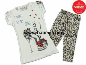 Фото BABEXI, Одежда для девочек, Костюмы Костюм для девочек 6,8,10,12 лет. Код 65 381.