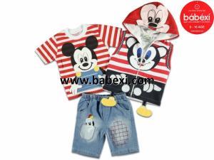Фото BABEXI, Одежда для мальчиков, Костюмы Костюм для мальчиков : 1,2,3 года. Код 65 753.
