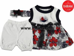 Фото BABEXI, Одежда для новорожденных Костюм для девочек 6,9,12 месяцев. Код 65 644.