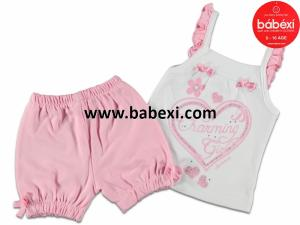 Фото BABEXI, Одежда для новорожденных Костюм для девочек 3,6,9 месяцев. Код 65 624.